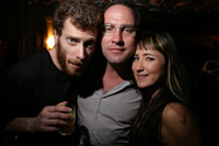 House Music London Photo Gallery: BeGood at Altitude 2009 - KT Tunstall Aftershow Party with Brandon Block, Danny Francis and BeGood at Le Loft on Tue 31 March 2009 with John Spacey and Ryan Stern