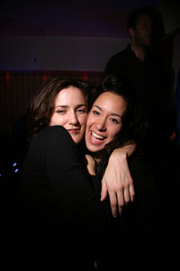 House Music London Photo Gallery: BeGood in Chelsea with CantinaHouse at Mamilanji on Thur 11 Dec 2008 with John Spacey and Ryan Stern