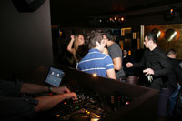 House Music London Photo Gallery: BeGood in Chelsea at JuJu on Sat 11 April 2009 with John Spacey and Ryan Stern