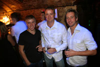 House Music London Photo Gallery: BeGood with Serious  at The Cross on Fri 9 Nov 2007 with John Spacey and Ryan Stern