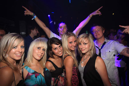 House Music London Photo Gallery: BeGood at Ministry of Sound with Roger Sanchez - Release Yourself at Ministry of Sound on Sat 15 Aug 2009  with John Spacey and Ryan Stern